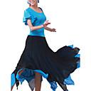 Dancewear šifon Latin Dance suknja za dame