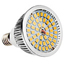 E14 6W 48x2835SMD 580-650LM 2700-3500K Warm White Light LED žarulja Spot (110-240V)