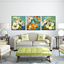 Protezala Canvas Art Cvjetni Proljeće Set od 3
