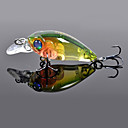 "Hard Bait / Crank / Fishing Lures Hard Bait / Crank pcs g / 1/8 oz. Ounce mm / 1-3/8"" inchBlack / Green / White / Yellow / Blue / Red /"