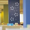 Pěticípých hvězd samolepky na zeď