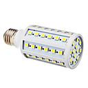 12W E26/E27 LED klipaste žarulje T 60 SMD 5050 lm Hladno bijelo AC 220-240 V