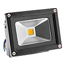 Vodootporan IP65 10W 3000K Warm White Light LED poplava svjetlosti (220)