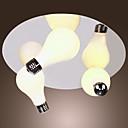 Moderna stropna svjetiljka sa 3 svjetla u krug (G4 žarulja)