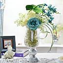 """20.45 """"elegantno uređenje cvijet sa staklenom vazom"""