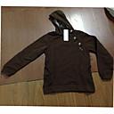 VSKAメンズメタルロックフリース厚み付けパーカーセーター