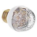 E26/E27 1W 20 100 LM RGB LEDボール型電球 交流220から240 V
