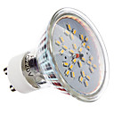 3W GU10 LED reflektori MR16 30 SMD 3014 240 lm Toplo bijelo AC 220-240 V