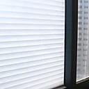 縞柄 クラシック風 ウィンドウフィルム,PVC /ビニール 材料 窓の飾り