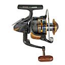 Spinning Reel / Role za ribolov Smékací navíjáky 5.5:1 10 Kuličková ložiska Vyměnitelný / Pravotočivý / LevorukýMořský rybolov / Spinning