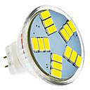5W LED reflektori MR11 15 SMD 5630 420 lm Hladno bijelo DC 12 V