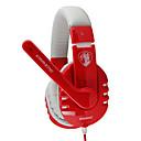 Somic G927YY Stereo Gaming USB 7.1 zvučni kanal Over-Ear slušalice s mikrofonom i daljinski za PC