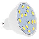 5W LED bodovky MR16 15 SMD 5630 460 lm Chladná bílá DC 12 V