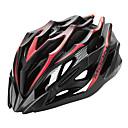 MOON Biciklizam Red PVC / EPS 28 Vents Tinejdžerica Light Bike kaciga