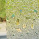 タイル クラシック風 ウィンドウフィルム,PVC /ビニール 材料 窓の飾り