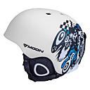MOON® Helma Unisex Snow Sport přilba Ultra lehký (UL) / Sportovní Sportovní přilba Bílá / Černá Sníh přilba EPS / PVCZimní sporty / Lyže