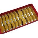 10 Parovi Pro visoke kvalitete Hand made sintetičkih vlakana kose Mix drugačiji stil umjetne trepavice