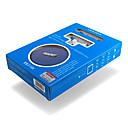 ES710i-aweiスーパーバスインイヤーマイク付きイヤホンとMobilephone/PC/MP3リモート