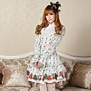 Lijepa princeza Božić Lucky Lolita prerušiti stilom Lovely
