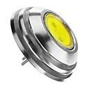 2W G4 LED okrugle žarulje 1pcs COB 160lm lm Hladno bijelo Ukrasno DC 12 V