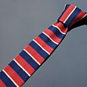 Muška Klasične Skinny Multi-Color Pletene Ties (kao pic show) 1kom