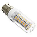 daiwl B22 6w 42x5730smd 420lm 3000K teplé bílé světlo LED žárovka kukuřice (ac 220-240)