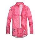SANTIC® Biciklistička jakna Žene Dugi rukav BiciklVodootpornost / Prozračnost / Quick dry / Vjetronepropusnost / Podesan za nošenje /