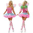 Cosplay Nošnje / Kostim za party Fairytale Festival/Praznik Halloween kostime Narančasta Kolaž Haljina / Wings Halloween / Karneval Ženka