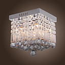 Mini Style/Crystal Flush Mount , Modern/Contemporary Dining Room/Entry/Hallway