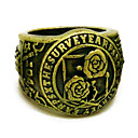 Jewelry Inspirirana Napad na Titanu Cosplay Anime Cosplay Pribor prsten Zlatna Alloy Male