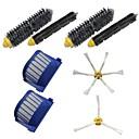 2 aero Vac filteri&bočne četke&2 čekinja četke&2 fleksibilna udarne četke set za iRobot Roomba 600 serija