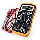 hyelec® mas830l DC / AC prijenosni multimetar trenutni otpor napon mjernih digitalni tester s pozadinskim osvjetljenjem& zaštita slučaj