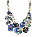 prekrasnim cvjetovima i slatko pastoralni stil modni ogrlica (više boja)