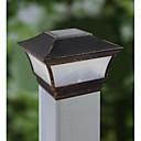palube svjetiljka aluminija sunčeve svjetlosti nakon kapu i punjive baterije