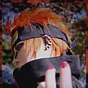 コスプレウィッグ NARUTO -ナルト- コスプレ オレンジ ショート アニメ系 コスプレウィッグ 35 CM 耐熱繊維 男性用