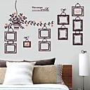 jiubai® kolekce rám stěna nálepka Lepicí obraz na stěnu