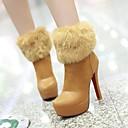 ženske cipele platforme cijele pete Stiletto peta Gležnjače sa Splitom zajedničkim raspoloživim više boja