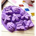 8穴昆虫形状のケーキ型
