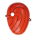 Mask Inspirirana Naruto Madara Uchiha Anime Cosplay Pribor Mask Crvena PVC Male