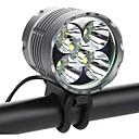 8.4v 7000 lumena Cree XM-L T6 5x dovela prednjih i biciklistička svjetla su EU plug glavu punjač bend