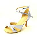 Prilagođeno ženske pjenušava glitter latin / ballroom plesne cipele (više boja)