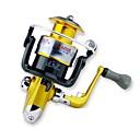 リール スピニングリール 5.5:1 10 ボールベアリング 交換可能 / 右利きの / 左利きの フライフィッシング / ベイトキャスティング / 穴釣り / スピニング / ジギング / 川釣り Yomores®
