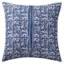 Moderní ikat polyester dekorativní polštář kryt