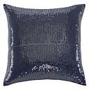 現代の刺繍が施されたポリエステル装飾的な枕カバー