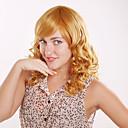 Žene - Kovrčav/Prirodne kovrče/Valovita kosa - Perika sintetički )