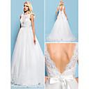 Lanting Bride® Krinolina Sitna / Veći brojevi Vjenčanica - Klasično i svevremensko / Glamurozno i izražajnoVintage inspirirano / Open