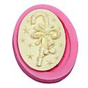 Cameo štapa silikonski kalup silikonska poklon kalup za Fondant fimo desni tijesto&sapun čokolada