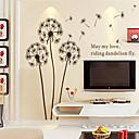 zidne naljepnice zidne naljepnice, stil vjetar od maslačka PVC zidne naljepnice