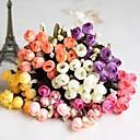 """8,7 """"l set 1 mini 15 hlav na podzim růže hedvábí květiny"""