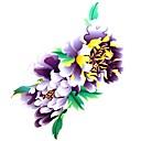Yimei - Tetovaže naljepnice - Flower Serija - za Žene/Girl/Muškarci/Odrasla osoba/Boy - Uzorak - 26*20cm - Velika veličina/Waterproof - 1 kom. - (